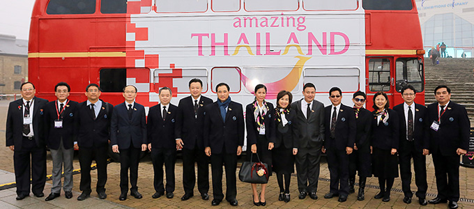 Tourism Authority of Thailand rolls out number of strategic activities at World Travel Market (WTM), 2-4 Nov, 2015