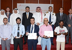 Bahrain Airport Company launches the 5th edition of its annual Safety Week under the theme of 'Construction Safety at BIA'