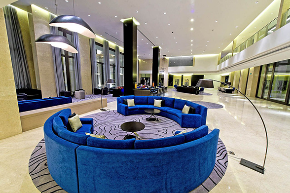 Carlson Rezidor welcomes Hormuz Grand Hotel, Muscat to its Quorvus Collection