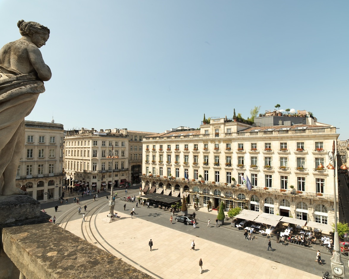 IHG unveilS its latest opening InterContinental® Bordeaux - Le Grand Hotel, France