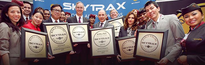 Qatar Airways celebrates milestone year in 2015