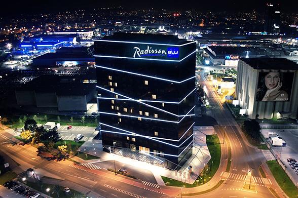 Radisson Blu opens 208 room-Radisson Blu Plaza Hotel, Ljubljana in Slovenia