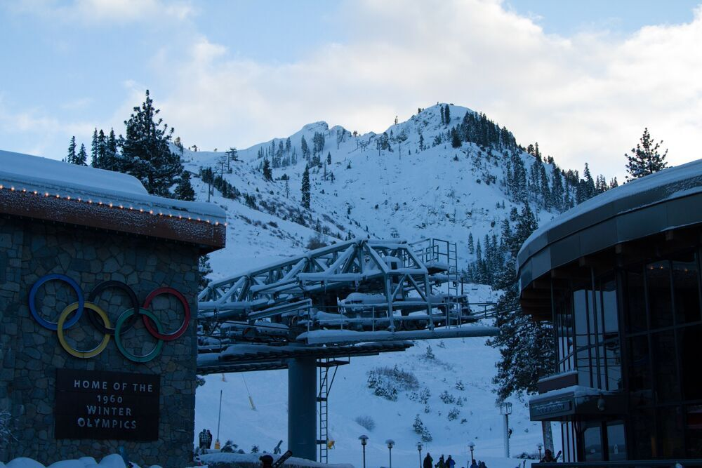 Squaw Valley Alpine Meadows opens new terrain following 17 inches of fresh snow fall and with more snow in the forecast