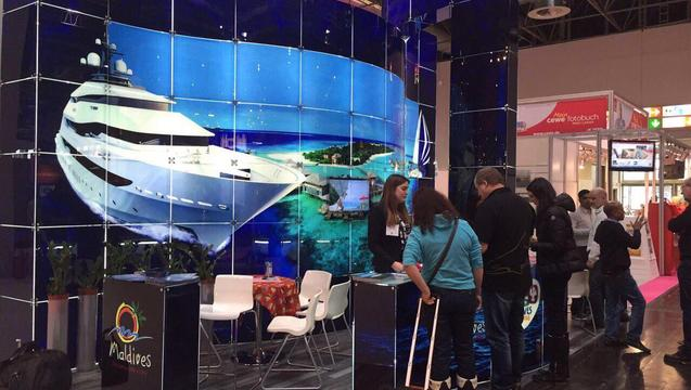 Maldives to present at the 47th International Boat Show Düsseldorf 2016, from January 23rd – 31st