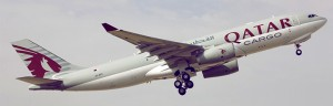 Qatar Airways Cargo welcomes its 7th Airbus A330F to the fleet