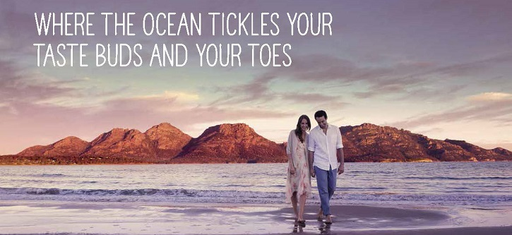 Tourism Australia launches its latest campaign focused on the country's world-class aquatic and coastal experiences