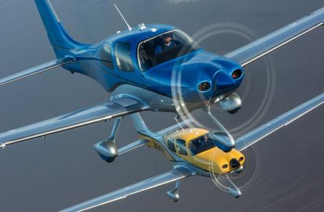 Cirrus Aircraft launches enhanced 2016 SR series aircraft