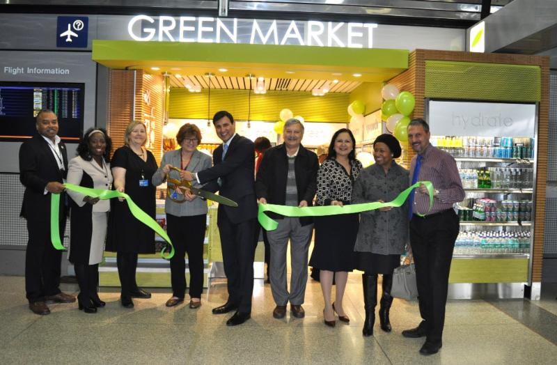 O'Hare International Airport welcomes two new food concessions - Summer House Santa Monica and Green Market