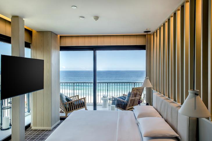 Hyatt Hotels Corporation announces the opening of Grand Hyatt Rio de Janeiro in Brazil