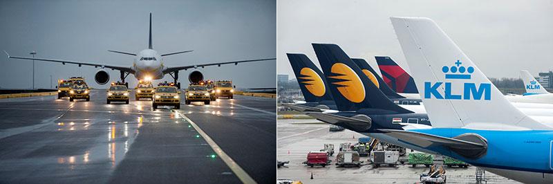 Jet Airways inaugurates daily non-stop flights from Amsterdam to Mumbai, Delhi and Toronto