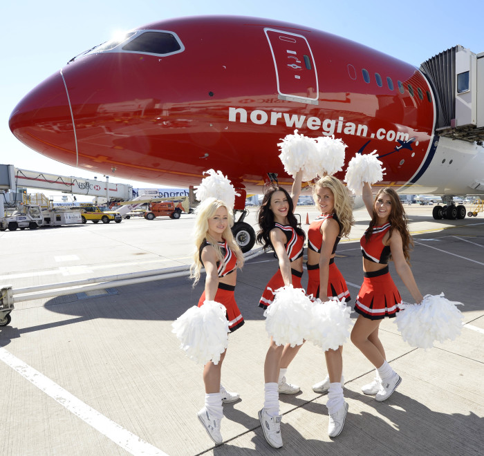 Norwegian to inaugurate UK's cheapest flights to Boston on Easter Sunday
