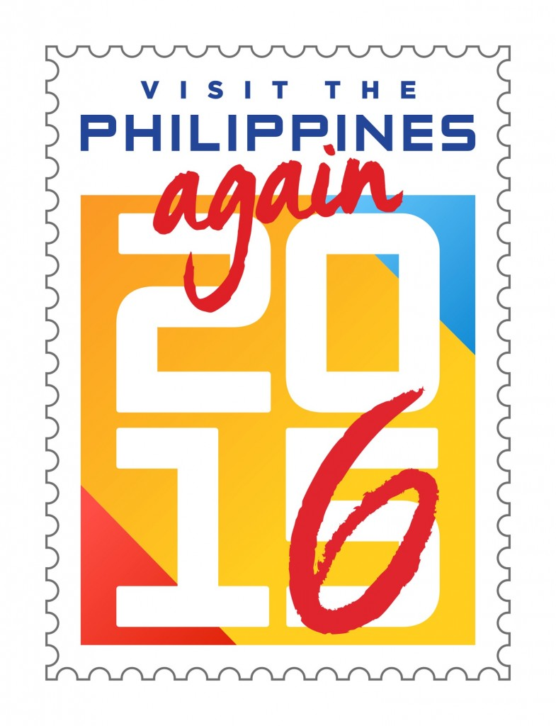 Philippine Department of Tourism - visit again 2016