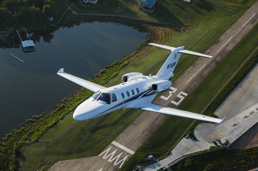 Textron Aviation expands its sales relationship with Aviasur NZ Limited Partnership to include Cessna products