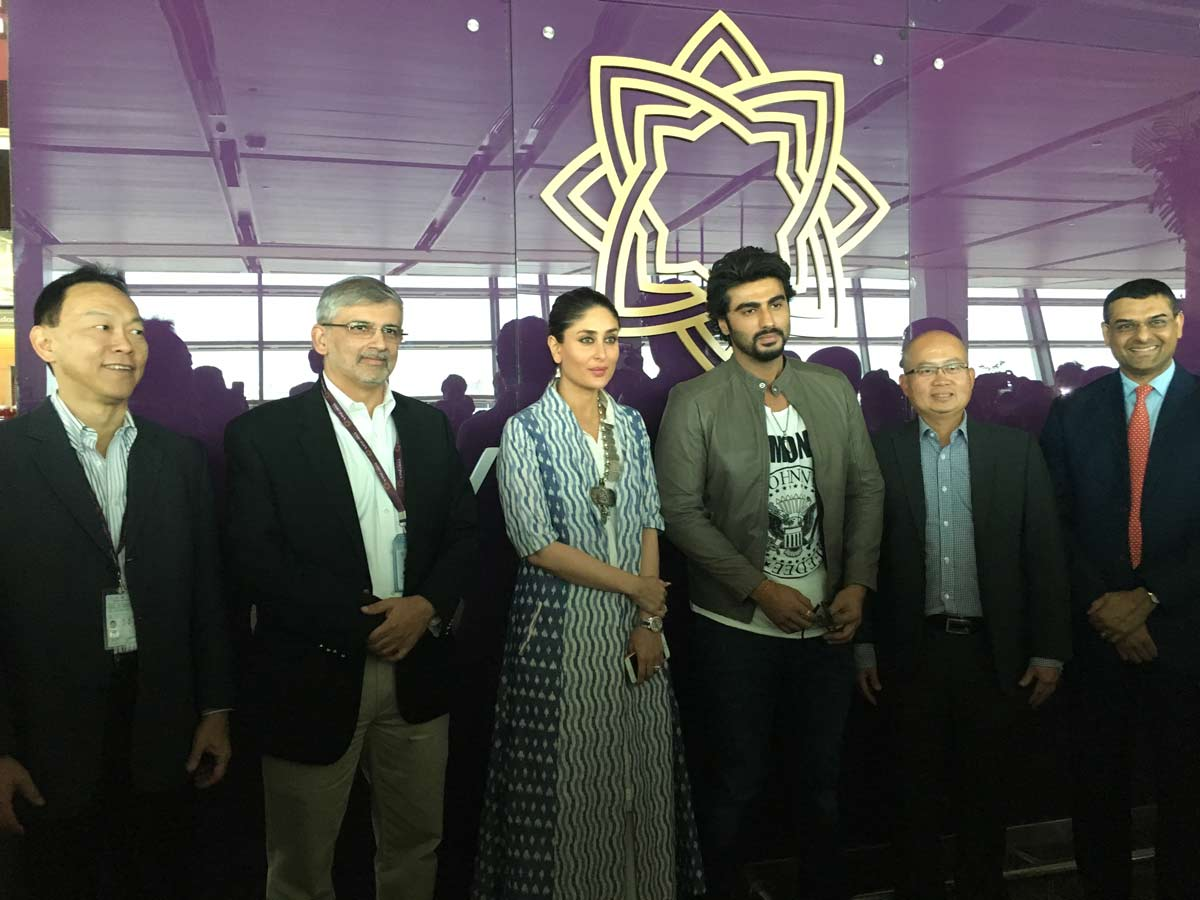 Vistara launches its exclusive signature lounge for its Business Class and Club Vistara Gold customers at New Delhi's T3 terminal
