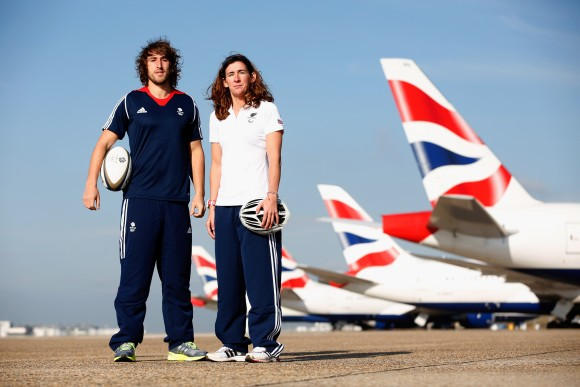British Airways becomes the official airline partner of Team GB and ParalympicsGB for Rio 2016 Olympic and Paralympic Games