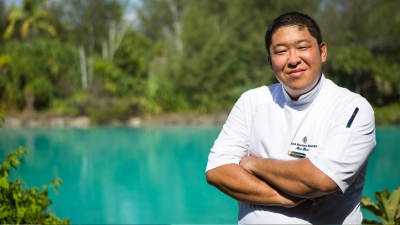 Edgar Kano named Executive Chef of Four Seasons Resort Bora Bora