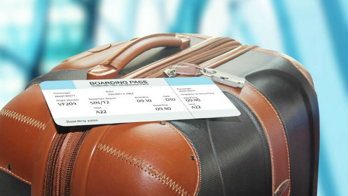 Egencia business travellers now able to book extra baggage at the same time they book their flight thanks to Amadeus Web Services