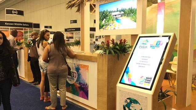 Maldives at the World Trade Market Africa Edition in Cape Town, 6 -8 April 2016