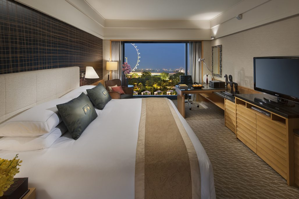 Mandarin Oriental Singapore launches personalised Design Your Stay room package
