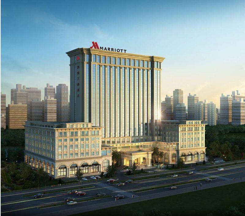 Marriott International opens The Zhejiang Taizhou Marriott Hotel in China
