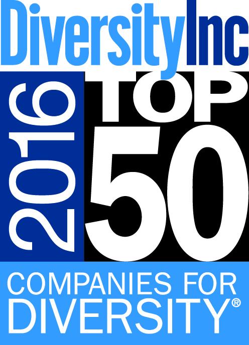 Marriott highest-ranking hotel company on the DiversityInc Top 50 Companies for Diversity list