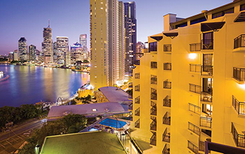 Oakwood Asia Pacific Ltd expands into Queensland market with the debut of Oakwood Apartments Brisbane