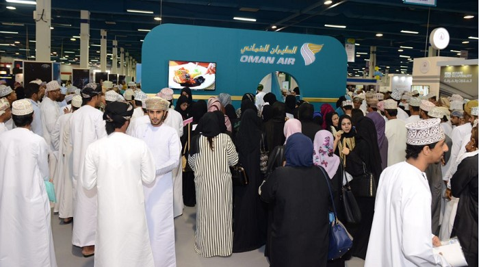 Oman Air Lead Sponsor of the Omanisation Careers Fair (OCF) 2016