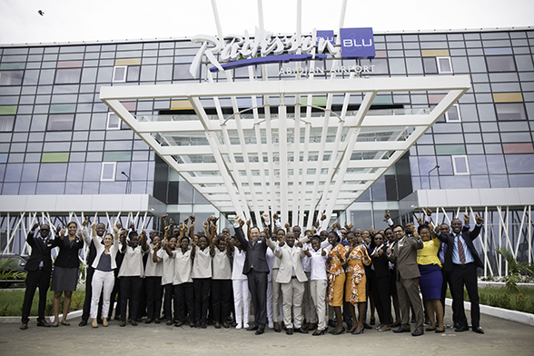 Radisson Blu opens 261 rooms Radisson Blu Hotel in Abidjan Airport in Côte d'Ivoire