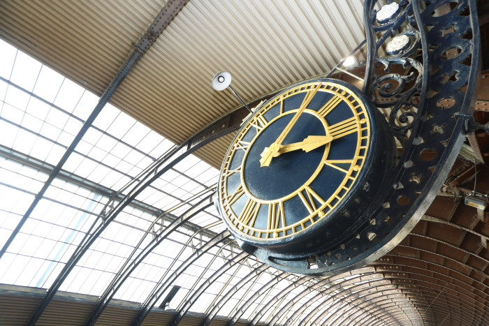 Virgin Trains launches competition to photograph York Station as part of the York Festival of Ideas