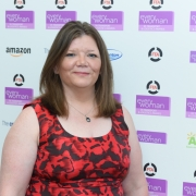First Glasgow engineer named 'Team Leader of the Year' at the 2016 FTA everywoman in Transport & Logistics Awards