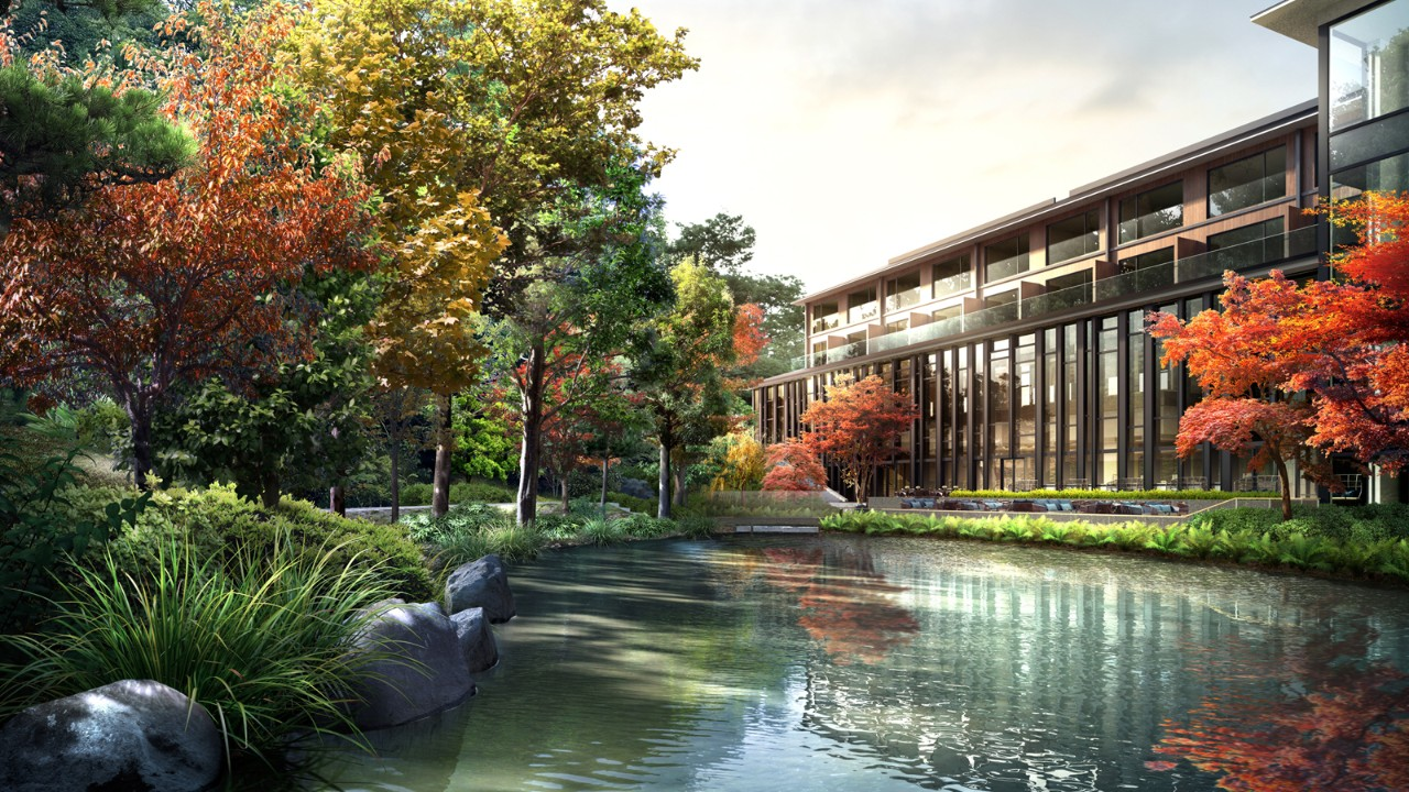 Four Seasons introduces its newest property in Japan, Four Seasons Hotel Kyoto