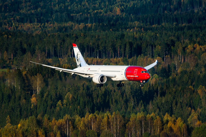 Norwegian further expands its fleet with two new Boeing 787-9 Dreamliners