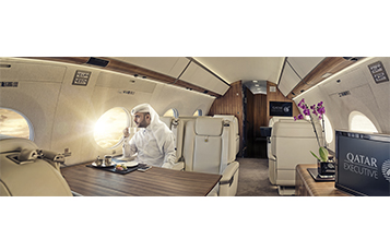 Qatar Executive to exhibit at EBACE from 24 to 26 May in Geneva, Switzerland