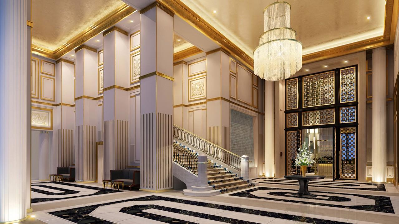 Travel pr news the all new four seasons hotel jakarta for Design hotel jakarta