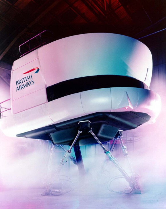 British Airways announces 20% discount on its full-motion flight simulator experiences just in time for Father's Day