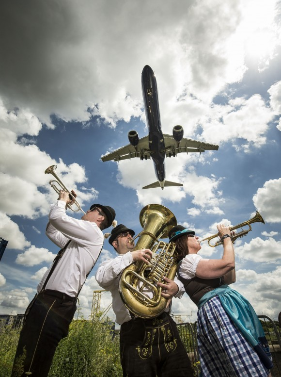 British Airways launches new three-a-day flights to Berlin