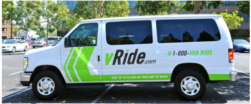 Enterprise Holdings acquires vanpooling company vRide from TPG Growth