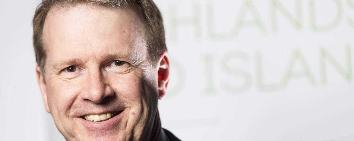 Historic Environment Scotland appoints Alex Paterson as its Chief Executive