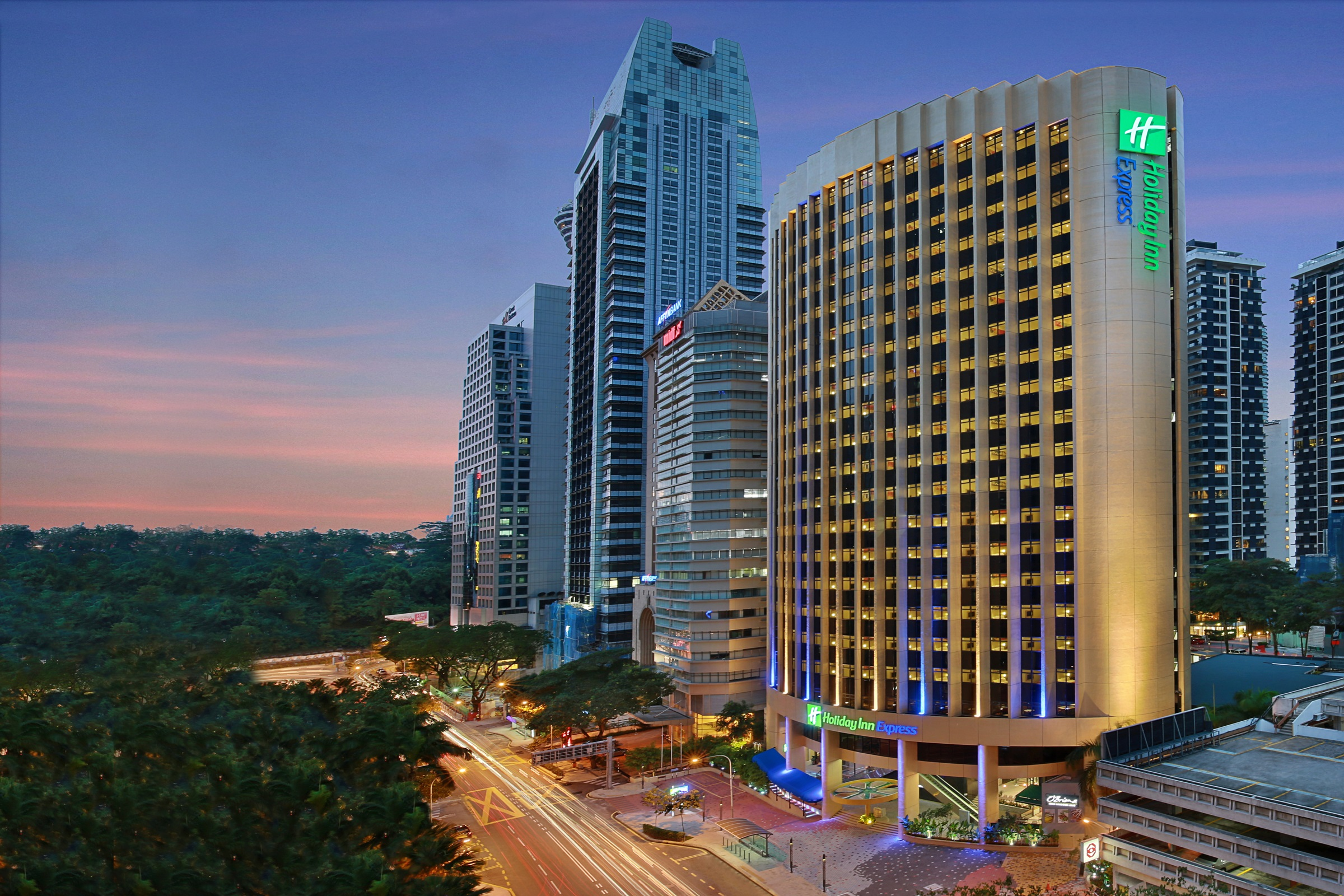 Holiday Inn Express marks entry into Malaysia with the opening of Holiday Inn Express Kuala Lumpur City Centre