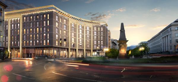 Hyatt further expands its footprint in Europe with plans of Hyatt Regency hotel in Sofia, Bulgaria