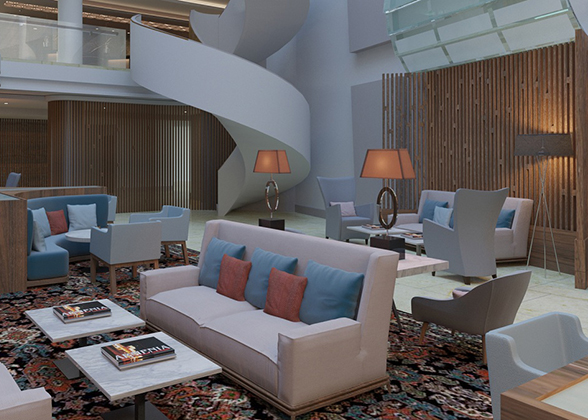 Radisson Blu becomes the first and only upper upscale international hotel brand in Armenia's capital city, Yerevan