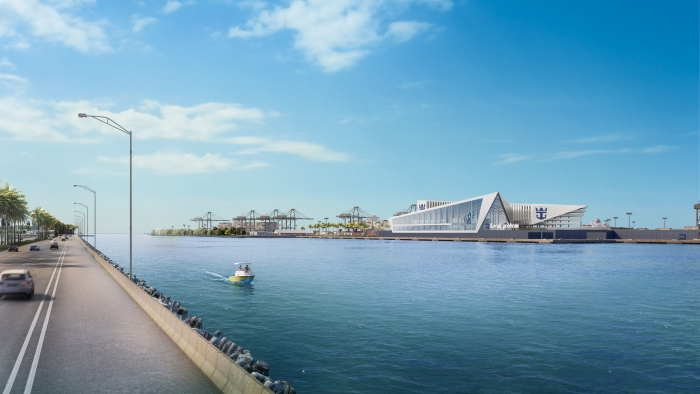 Royal Caribbean signs agreement with Miami-Dade County to construct and operate new cruise terminal at PortMiami