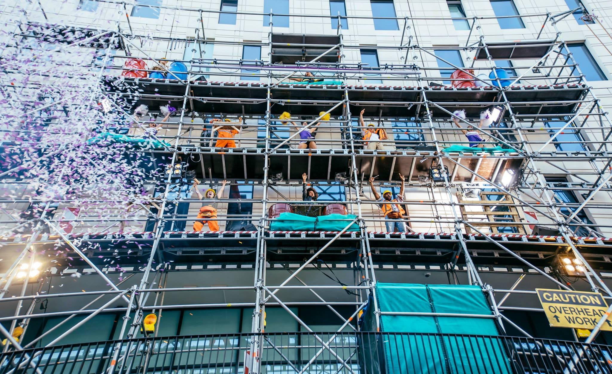Steigenberger Hotel Group: Jaz Amsterdam opens with a spectacular show