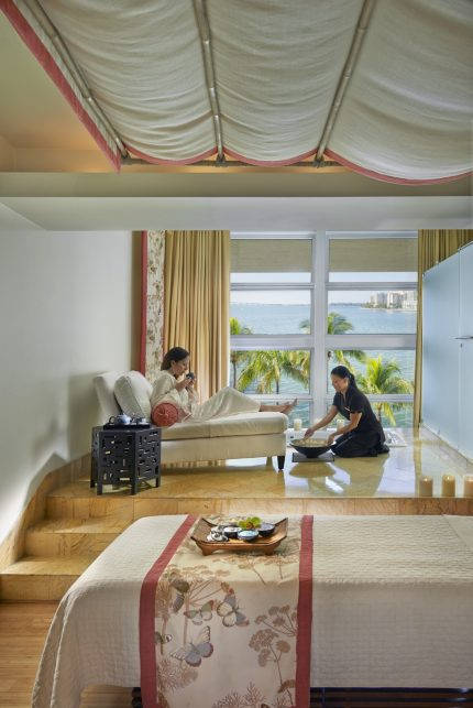 The Spa at Mandarin Oriental, Miami introduces Margaret Dabbs London treatments and products