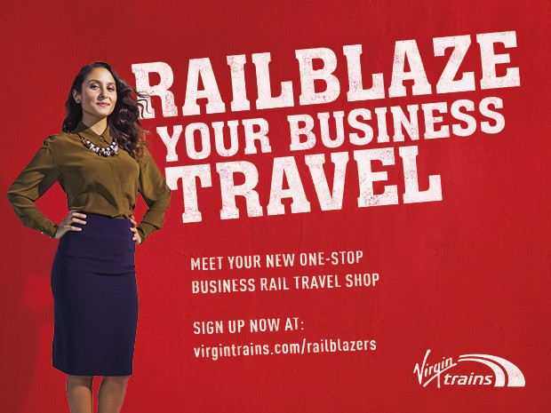 Virgin Trains launches its free booking portal for SMEs, Railblazers