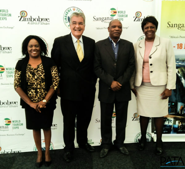 Zimbabwe Tourism Authority becomes the first national tourism organisation from Africa to join the Pacific Asia Travel Association