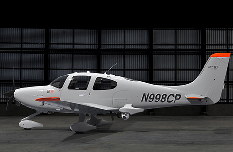 Cirrus Aircraft receives FAA certification for Cirrus Perception® special mission platform for both the Cirrus SR22 and SR22T aircraft models