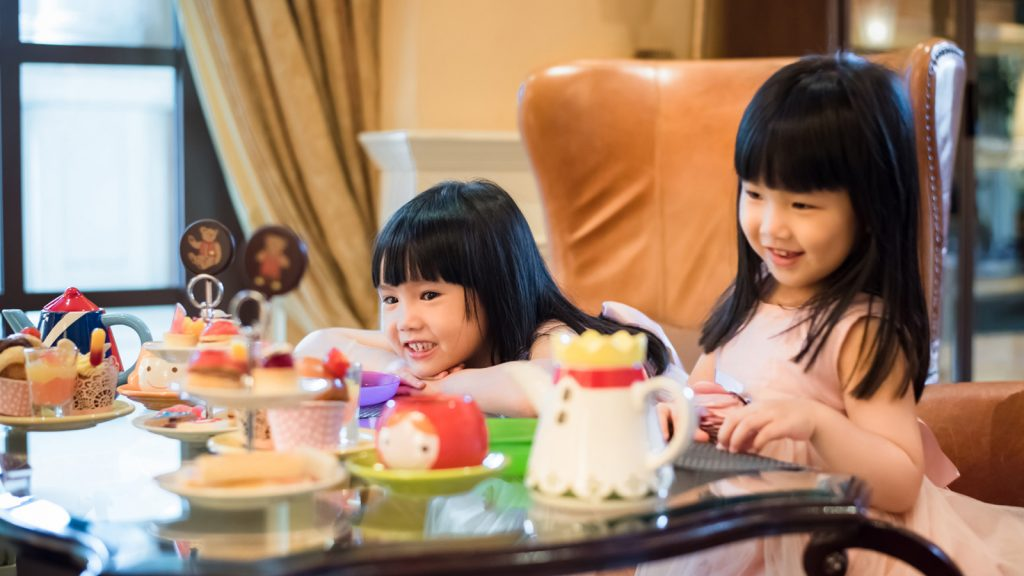 Four Seasons Hotel Macao, Cotai Strip announces spa treatments, special yoga classes, and afternoon tea — all created just for kids