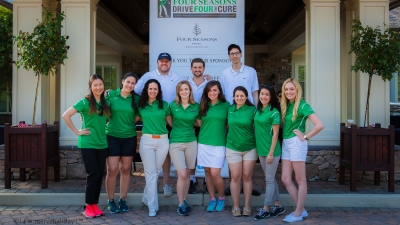 Four Seasons Hotel Washington, DC's 16th annual Drive Four the Cure Golf Classic raised more than USD 143,000 for the Washington Cancer Institute