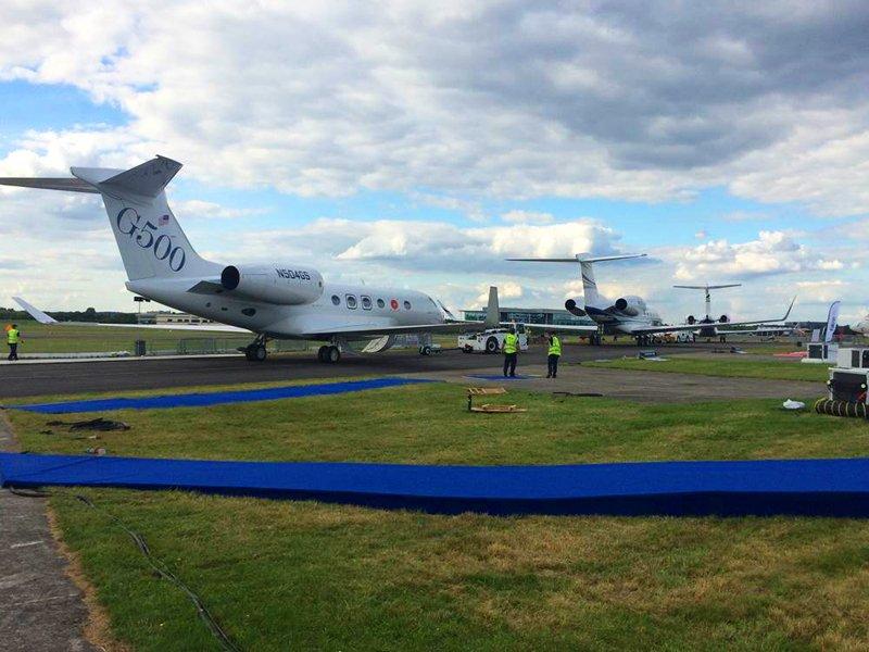 Gulfstream announces order of three G650ER aircrafts from Qatar Airways